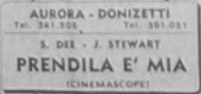 cinema donizetti