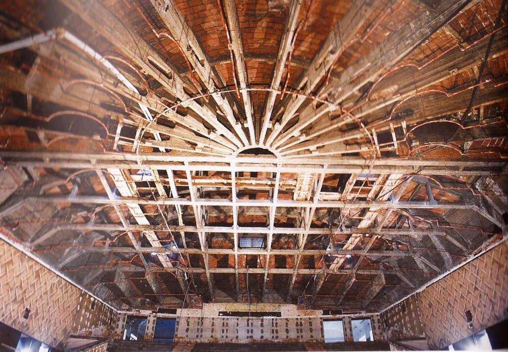 Soffitto Cemento Armato: Soffitto cemento armato pannello.