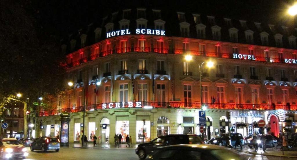 Scribe Hotel Parigi